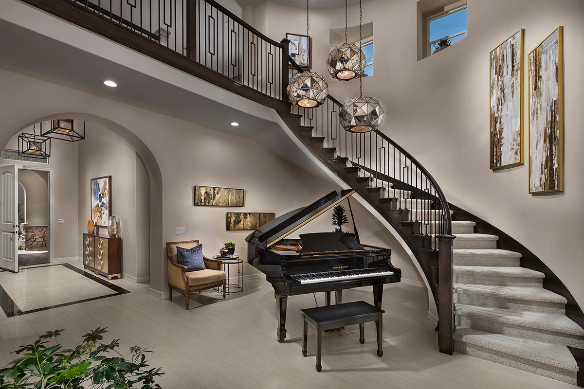 Bella Sitia Plan 3 Interior Design