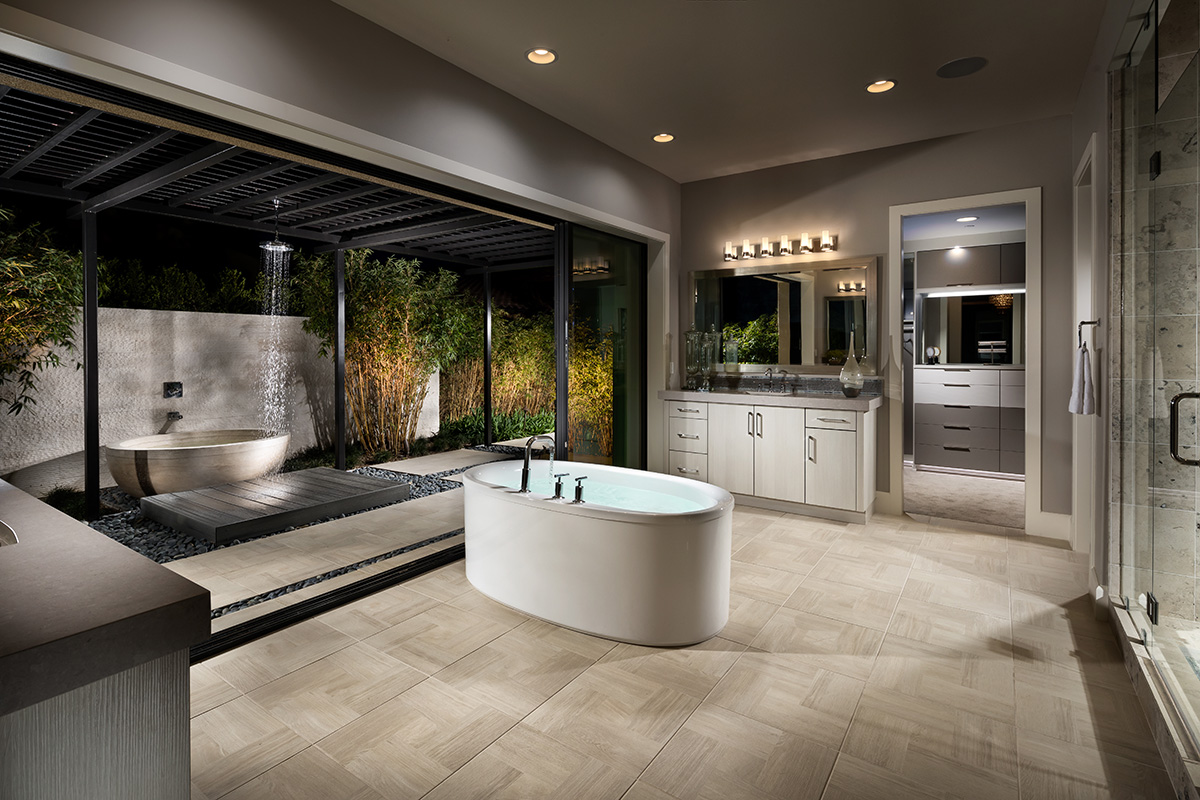 Canyon Oaks Sage Interior Design