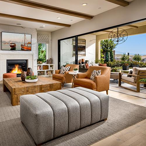 Highlands At Hillcrest Plan 2 Interior Design
