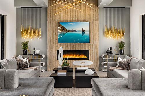 Rancho Santa Fe Custom Interior Design