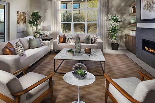 Lakeridge - Plan 2 interior design thumb