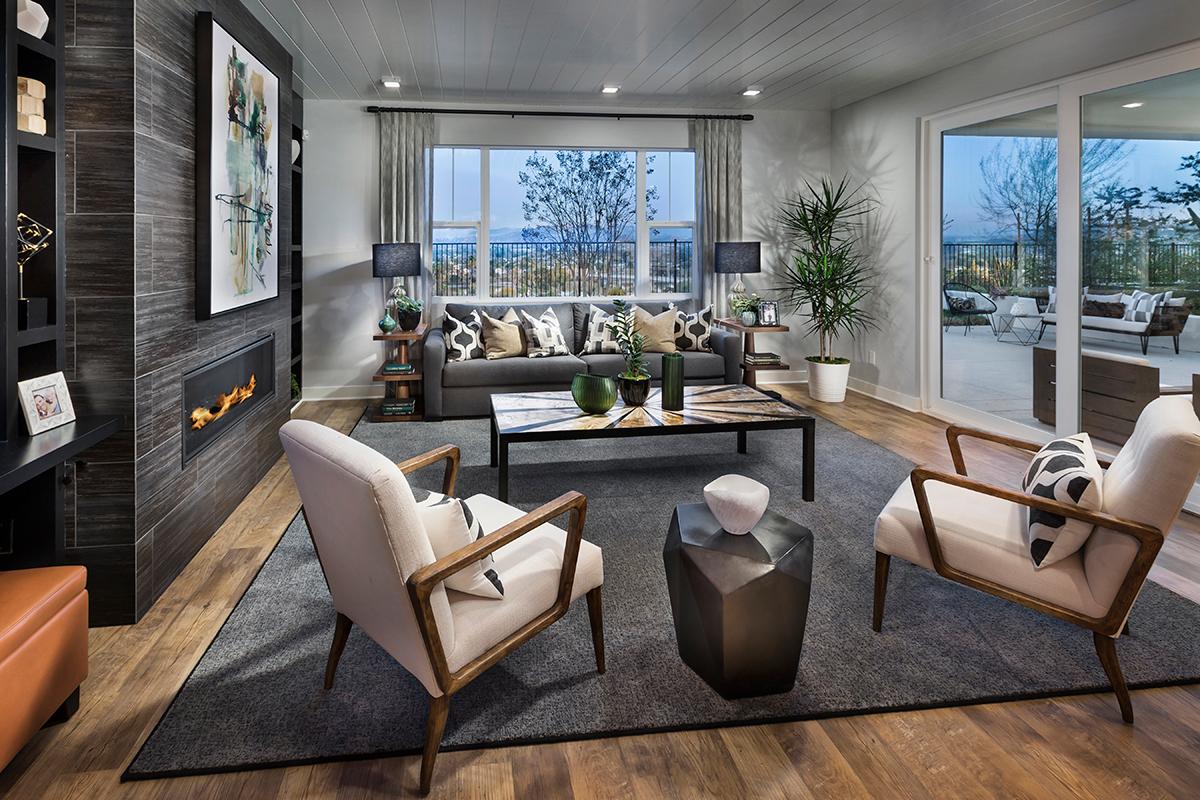 Lakeridge Plan 3 Interior Design
