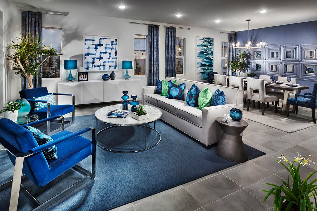 Lakeridge Plan 4 Interior Design