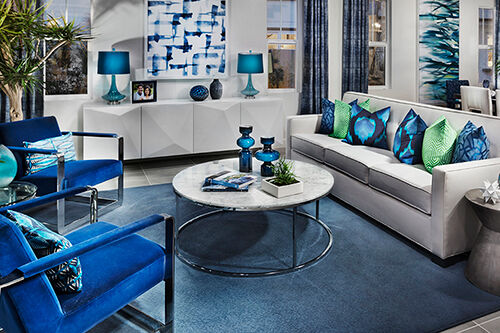 Lakeridge - Plan 4 interior design thumb