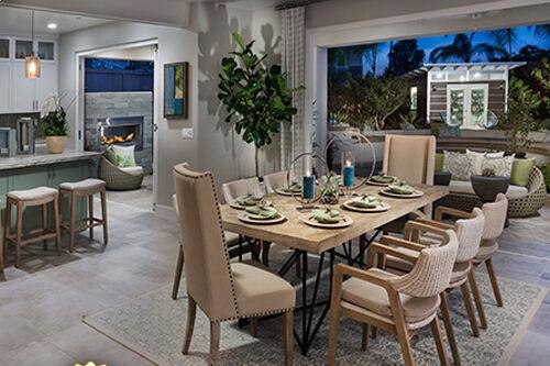 Lanai Plan 5 Interior Design