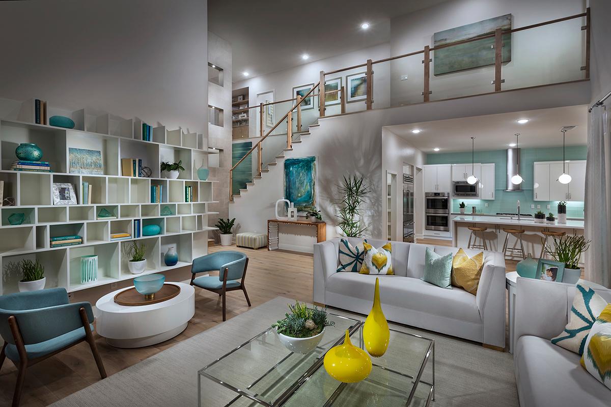 Olvera Plan 1 Interior Design