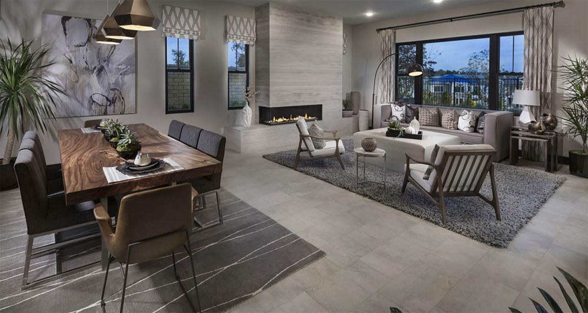 Olvera Plan 2 Interior Design