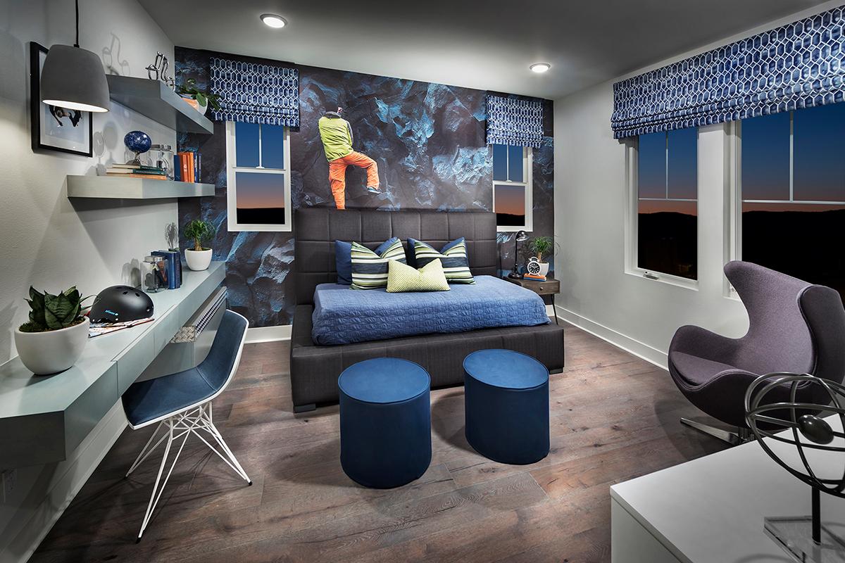 Olvera Plan 3 Interior Design