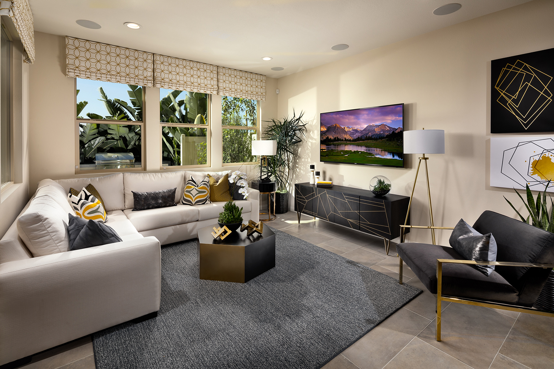 Strata - Plan 3 Interior Design