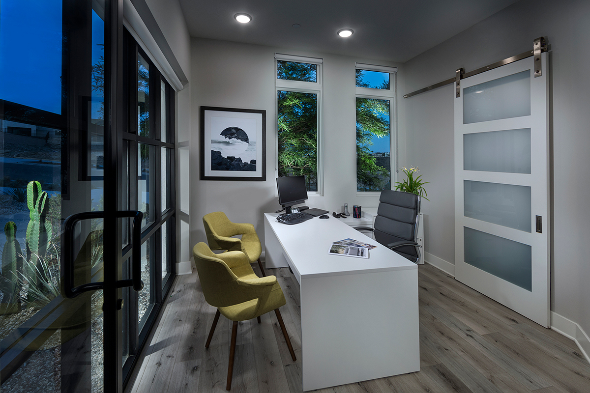 Vista Del Mar Sales Office Interior Design